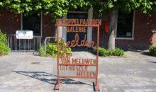 Fietsen op Hogeland, galerie Jaap van Meeuwen